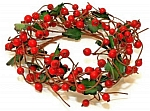 Small Christmas Berry Wreath