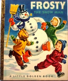 Frosty the Snowman, children's book