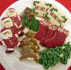 Order Christmas Gluten Free Sugar Cookies